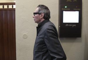 Jean Claude Arnault dömdes i tingsrätten till två års fängelse. Arkivbild. Fredrik Sandberg/TT