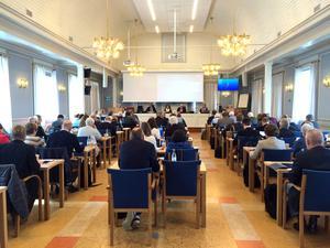 Fullmäktige ska nu klubba de återremitterade ärendena om ortopedin i Sollefteå och  rehabmedicin i Härnösand.