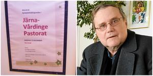 Domkapitlet håller med Thorwald Arvidsson – kallelsen till decembermötet var inte korrekt.