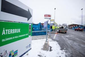 Framtiden för återvinningscentralen vid Görla ses just nu över. Kommunen har köpt en tomt för att kunna bygga ut på nuvarande plats. Men det kan också bli aktuellt med en flytt av verksamheten till en annan plats.