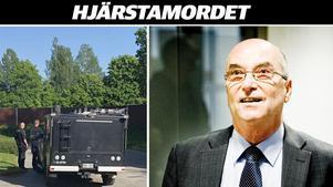 Ingvar Backman är den misstänktes advokat. Arkivbilder: NA.