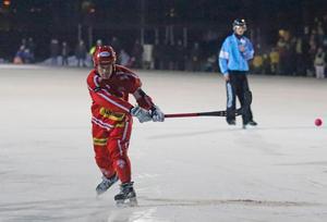 Jesper Bryngelsons Nitro/Nora föll borta mot Tranås.