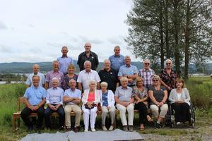 Kusinerna är äldst i släkten, ihop med två fastrar. Bild: Catharina Ingvarsson