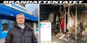 Kemtvätten Pennemos har funnits i Västerås  sedan 1940-talet. Under platschefen Antonio Bessos tid har det satsats hundratusentals kronor på nya maskiner och miljövänligare drift. Men sedan mordbranden är lokalen stängd.