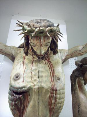 Jesus dömdes som upprorsman och avrättades genom korsfästning. Det gav upphov till en världsreligion. Foto: Maria Landin