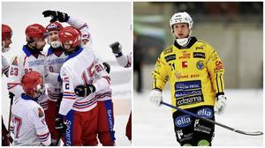 Vadim Arkhipkin gör comeback i ryska landslaget i fyrnationsturneringen som spelas i Söderhamn nästa helg.