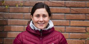Edda-Kristin Arnadottir bor sedan en tid tillbaka i Östersund.