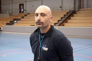 Jotti Nikolaidis är på väg att leda Köping Stars upp i basketligan.