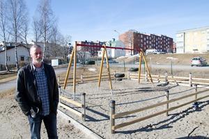 Krister Håkansson har ännu inte bestämt sig för om han kommer ställa upp i höstens val eller inte.