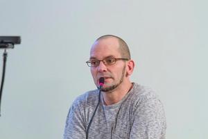Stefan Berg, Ilsbo, lämnade Centerpartiet för att starta det nya Nordanstigspartiet.