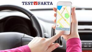 Vi har jämfört sju navigationsappar.Bild: Shutterstock