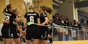 VIB skrällde sig fram ända till semifinal inför storpublik i Kristiansborgshallen. Foto: Bosse Grängsjö