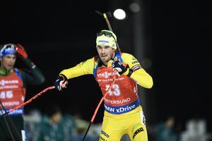Fredrik Lindström blev bäste svensk. Bild: Pontus Lundahl / TT