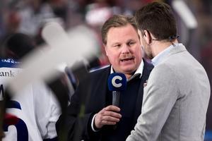 Leif Carlsson blir kvar i Leksands IF enligt LIF-styrelsens sportsligt ansvarig.  Foto: Daniel Eriksson/Bildbyrån