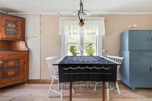 Matplats i köket. Foto: Fastighetsbyrån Köping