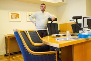 lagmannen och domstolschefen Christian von Szalay har svarat på kommunalrådens skrivelse.