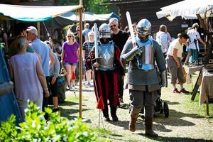 Efter bristande dialog och uteblivet bidrag, nu läggs medeltidsmarknaden i Leksand ner.