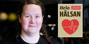 Stina Nordin utvärderar första veckan i hälsoutmaningen Helahälsan.
