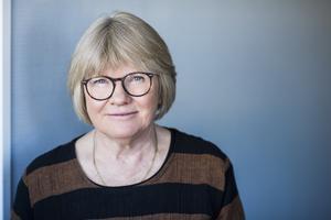 Elisabeth Wallenius, ordförande Funktionsrätt Sverige. Foto: Linnea Bengtsson.