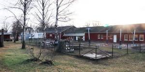 Förskolan har lämnat Tegelbackens lokal på grund av mögel.