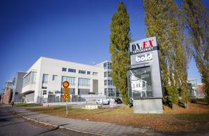 VLT kommer att tryckas här i Akalla, Stockholm, i drygt två månader. Därefter kommer VLT att tryckas i Falun.