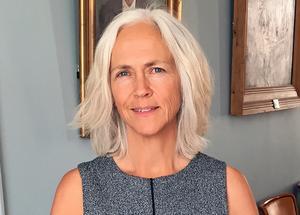 Ett tillsynes bra val. Pernilla Wigren blir ny kommundirektör i Falun. Foto: Anders Norin/Falu kommun