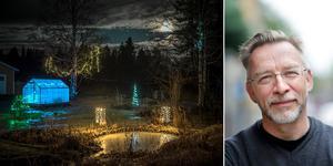 Krister Hägglund får avsluta säsongen på Black door gallery som drivs av Stefan Nilson tillsammans med Magnus Westerborn. Foto: Krister Hägglund / NA arkiv Sofie Isaksson (bilden är ett montage)