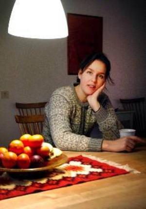 Johanna Grinde.Foto: Åsa Eriksson Ahnfelt