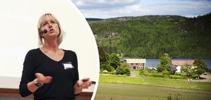 Charlotta Mellander, professor i nationalekonomi, besökte nyligen landsbygdskonferensen i Örnsköldsvik. Foto: Gregor Flakierski / Arkiv.