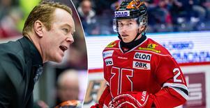 Niklas Erikssons Örebro Hockey kan tangera klubbrekordet på fem raka trepoängare i SHL mot Linköping. Och Linus Öberg får fortsatt förtroende.