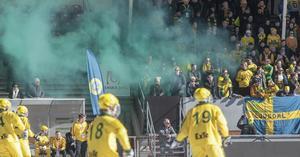Under SM-finalen i våras så var det välfyllda läktare och flera busslaster med Ljusdalsbor som kom ner för att stötta sitt lag – men finalen vann Edsbyn med 6–2.