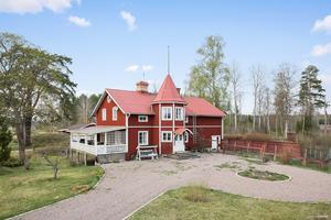 Näsvägen 38. Bild: Länsförsäkringar Fastighetsförmedling