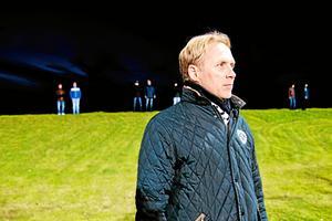 Magnus Sköldmark, sportchef i ÖSK. Arkivfoto