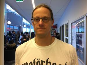 Jörgen Krüsell från Södertälje har skrivit boken