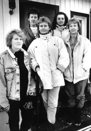 1990 var hemtjänsten i Laxsjö på krigsstigen. Raili Palmu, Aina Jonsson, Doris Jonsson, Irene Enarsson och Doris Jönsson var mycket kritiska till hur Krokoms kommun skötte hemtjänsten.