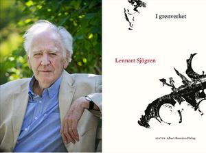 """Lennart Sjögren kom ut med """"I grenverket""""  (Albert Bonniers förlag) under året."""