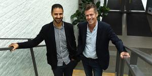 Hazem Khalafs och Torbjörn Bengtssons forskningsteam har tilldelats 30 miljoner kronor.