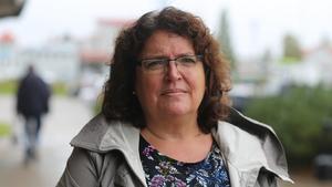 Margareta Mahmoud Persson (KD), blev oppositionsråd när slumpen fick avgöra.
