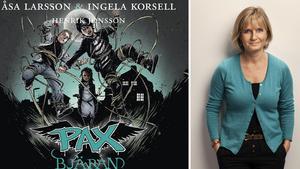 Ingela Korsell har skrivit bäckerna om Pax.