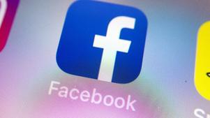 Över en miljon svenskar har drabbats i Facebookläcka. Foto: Gorm Kallestad / NTB scanpix / TT
