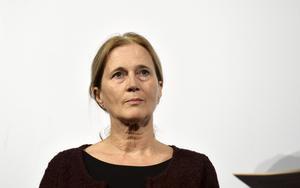 Katarina Frostenson. Arkivbild. Vilhelm Stokstad/ TT
