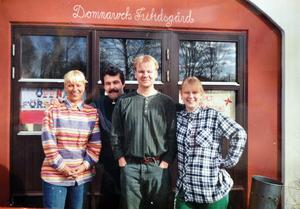 I lokalerna har det tidigare även varit fritids och öppen förskola. Ledare från mitten av 1990-talet: Ulrika, Bengt Pegefelt, Tommy Turpeinen och Leane Millberg.
