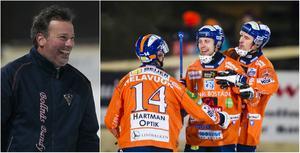 Svenne Olsson är lyrisk efter Anders Spinnars två matcher i Bollnäströjan.
