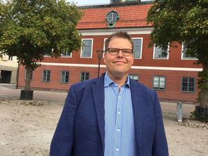 Anders Wigelsbo har förtroende för kommunchef Jenny Nolhage.