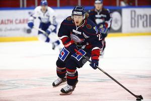 Erik Lindhagen under tiden i Linköping.