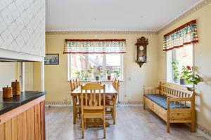 Köket renoverades på 90-talet.Bild: LRF Konsult