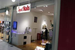 Salong Royal Nails i Flanörhuset