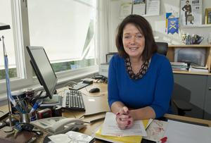 Katarina Jonsson (M) utsågs av sina borgerliga kollegor på måndagen till ordförande i kommunstyrelsen för den kommande mandatperioden och fortsätter därmed även som kommunalråd.
