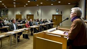 I inlägg efter inlägg tog kommunpolitikerna outtröttligt strid mot Sverigedemokraternas människosyn. Foto: Lennye Osbeck