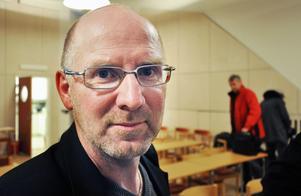 Mikael Westin, kommunalråd i Ragunda kommun, ser en rejäl, långsiktig skolsatsning i kommunen om den nya kostnadsutjämningen klubbas i riksdagen idag.